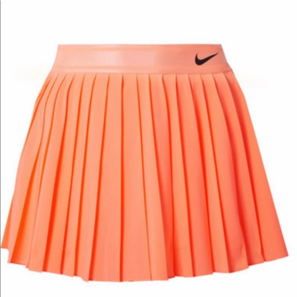 Nike Court Victory Pleated  Dri-fit Stretch Skirt